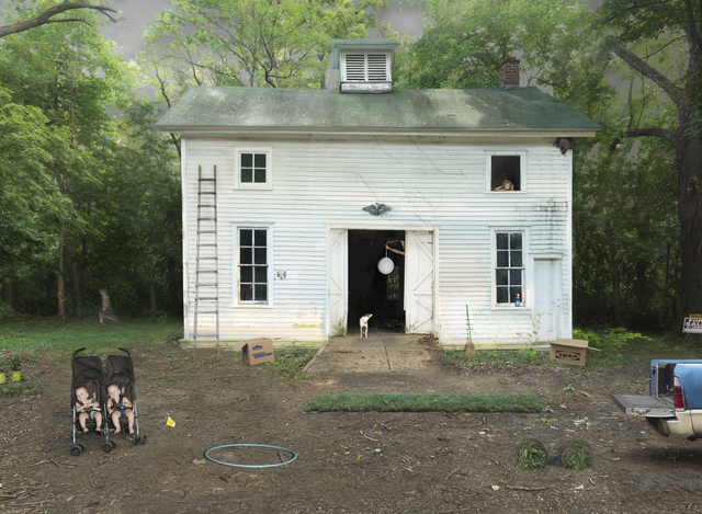 Julie Blackmon, 'Fixer Upper', 2018, G. Gibson Gallery