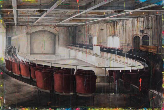, 'Opera House Ansonia,' 2016, Winston Wächter Fine Art