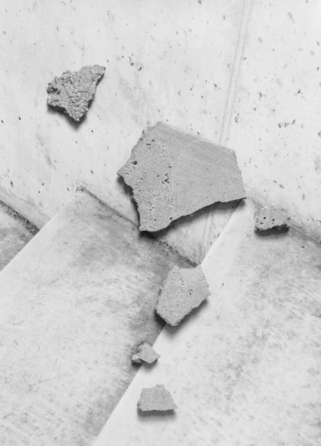 , 'Concrete Concrete #3,' 2015, Galerie pompom