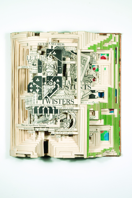 , 'The Big Fun Book,' 2012, Cantor Fitzgerald Gallery, Haverford College