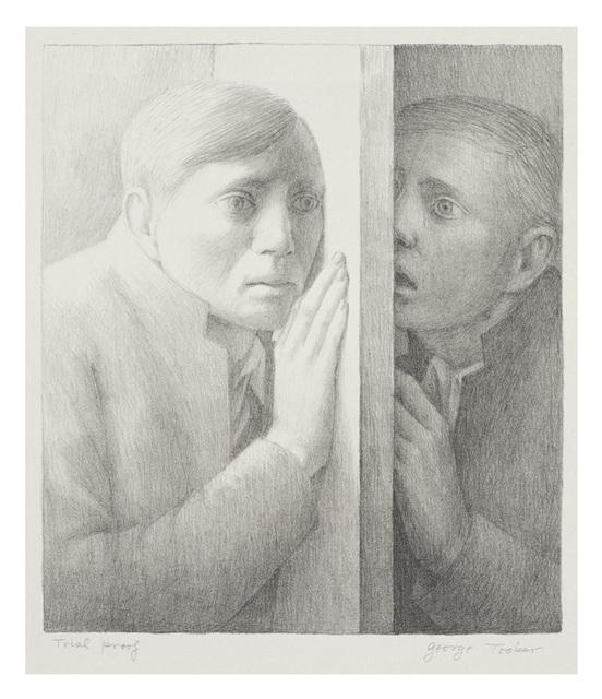 George Tooker, 'Voice', 1977, DC Moore Gallery