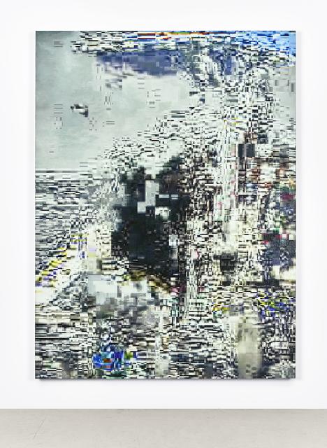 , 'Eismeer the CDF,' 2015, Galerie Ron Mandos
