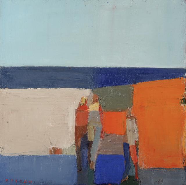 , 'Tidal View,' 2019, Sue Greenwood Fine Art