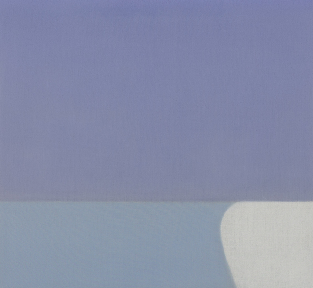 , 'Untitled (Lavender/Blue Gray),' 2016, Berry Campbell Gallery