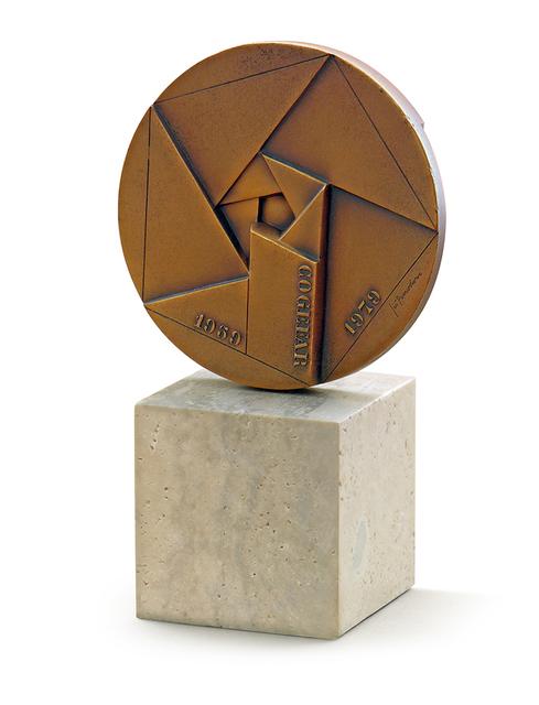 Giò Pomodoro, 'Five works', Itineris