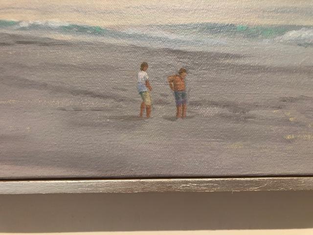Willard Dixon, 'Carmel Beach ', 2019, Painting, Oil on canvas, Andra Norris Gallery