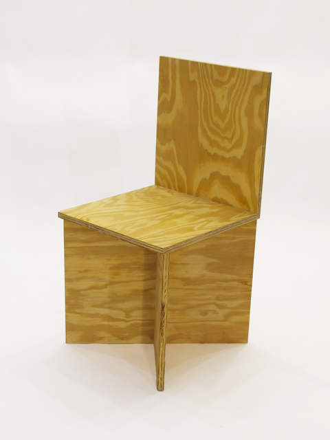 , 'X Chair,' 2012, Patrick Parrish Gallery