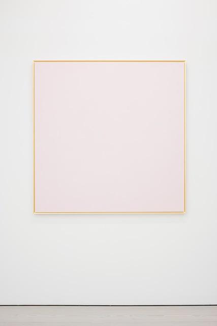 , 'Il colore e l'oro, alba rosata,' 2016, Marian Goodman Gallery