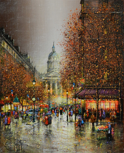 , 'Paris Le Pantheon,' 2018, Gallery Suiha