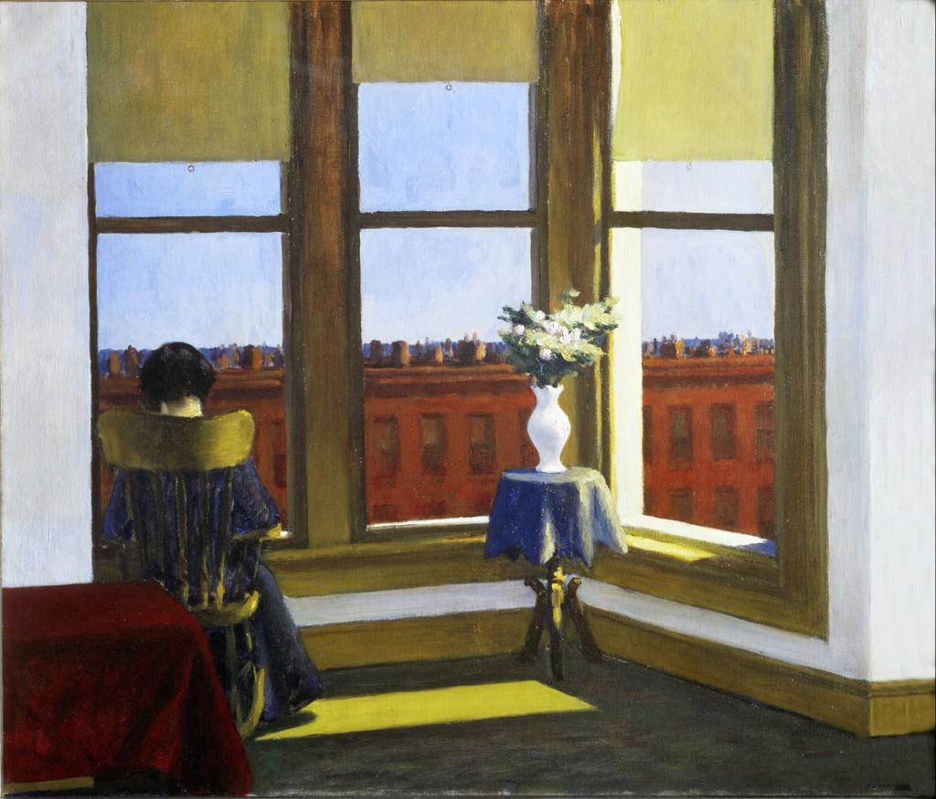 Famous Paintings Edward Hopper