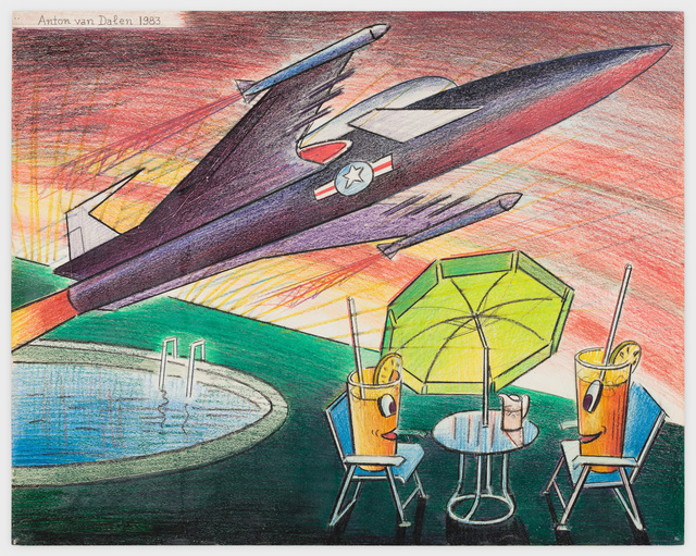 , 'Science Fiction #1,' 1983, P.P.O.W