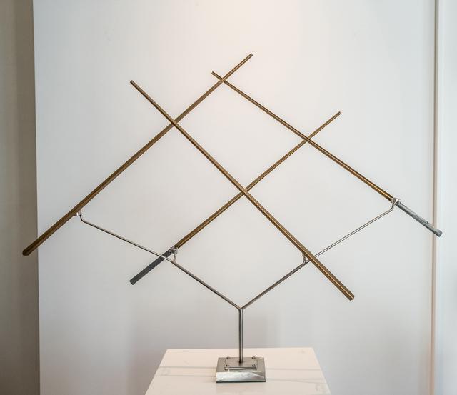 """, '""""Four Lines Oblique"""",' 1998, Scott White Contemporary Art"""