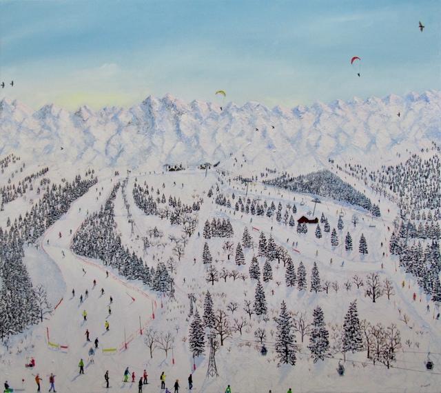 , 'Alps II,' 2019, Rebecca Hossack Art Gallery