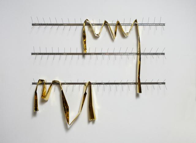 , 'Statistica,' 2014, Federico Luger (FL GALLERY)