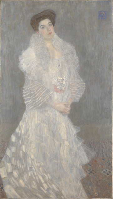 , 'Portrait of Hermine Gallia,' 1904, The National Gallery, London