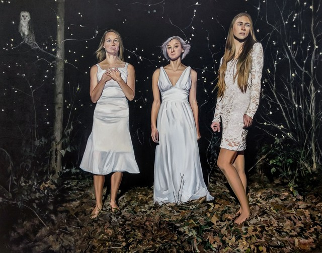 , 'Women of Winter,' , Marta Hewett Gallery
