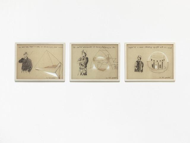 , 'In His Pocket,' 1999-2000, KÖNIG GALERIE