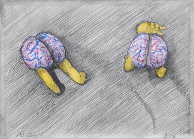 , 'Brain with extensions,' 2008, Deweer Gallery
