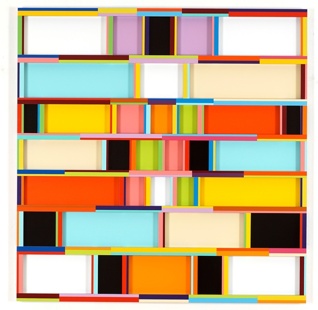, 'Tantra 15_4,' 2015, JanKossen Contemporary