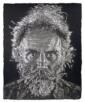 , 'Lucas Paper Pulp,' 2008, Vertu Fine Art