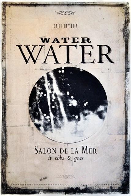, 'WaterWater,' 2018, The Schoolhouse Gallery