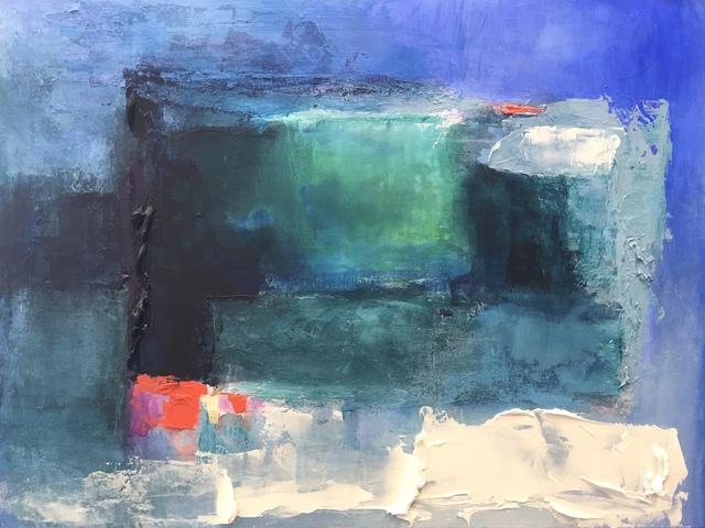 , 'Gaining Momentum,' 2018, Ginger Fox Gallery