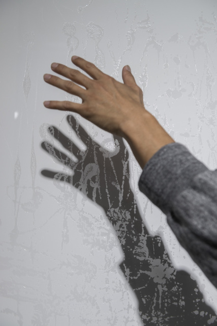 , 'Shining Shadow series - installation view,' 2015, KANA KAWANISHI GALLERY