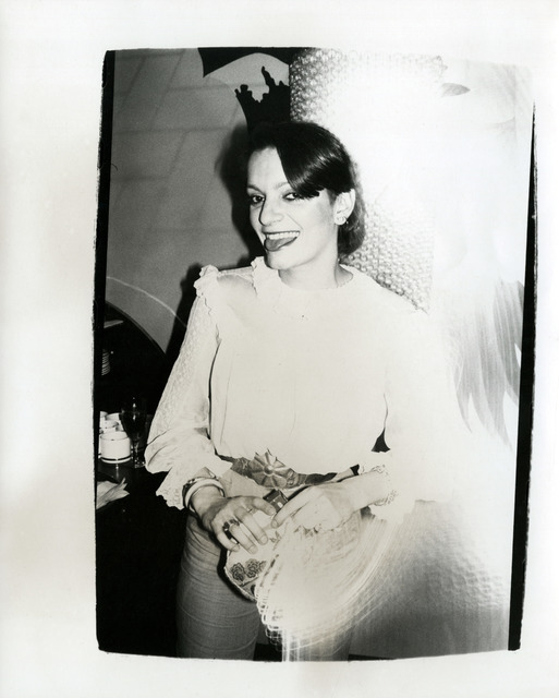 Andy Warhol, 'Andy Warhol, Photograph of Anne Lambton, circa 1978', ca. 1978, Hedges Projects