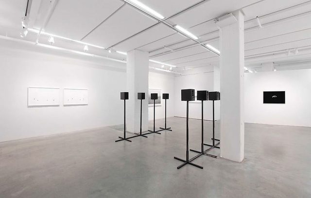 , 'A cube, a sphere, and a pyramid,' 2011, Revolver Galería