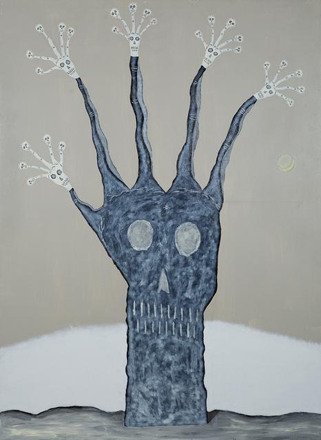 , 'Spirit Hand,' 1993, Cavin Morris Gallery