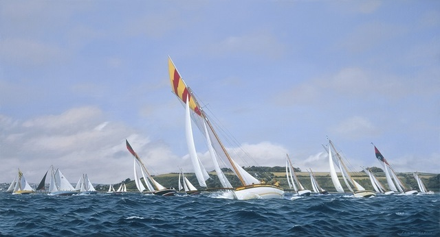 , 'Falmouth Classics,' , Beside the Wave