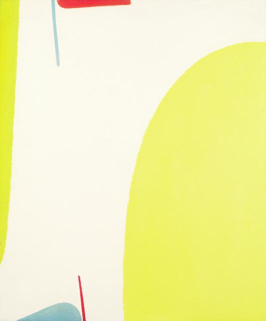 , 'Ohne Titel,' 1962, Bode Gallery