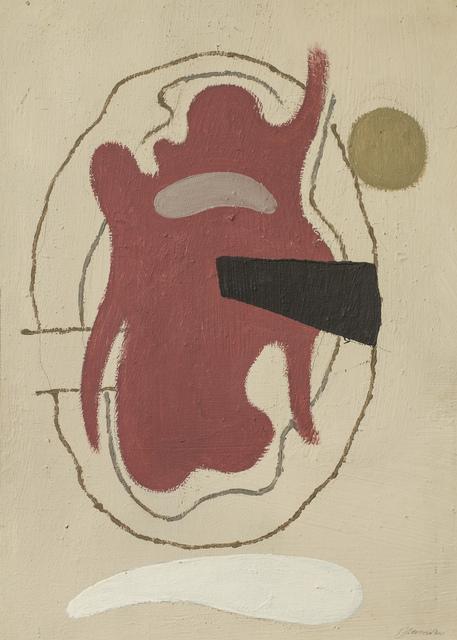 , 'Formstudie,' 1937, Jahn und Jahn