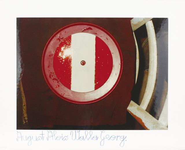 , 'untitled,' ca. 1970, christian berst art brut