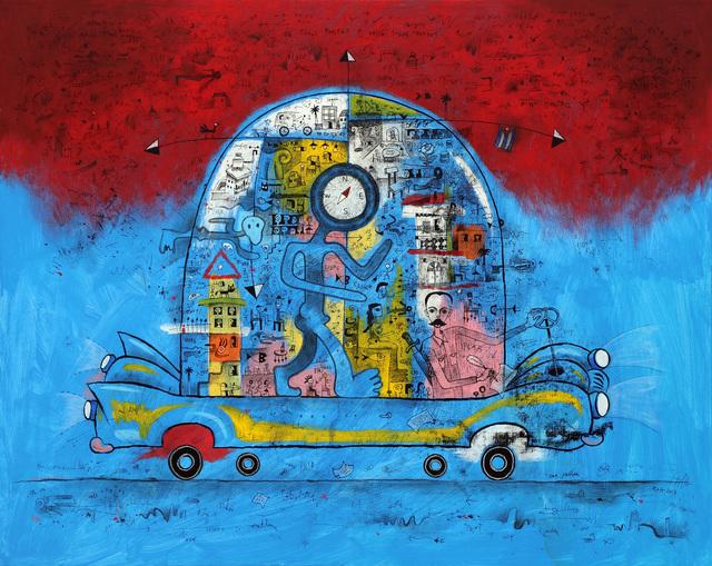 , 'De Todas Partes Y Hacia Todas Partes,' , Lois Lambert Gallery