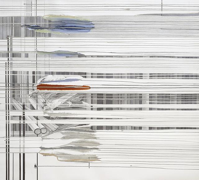, 'Under my skin,' 2018, Galerie Maria Lund