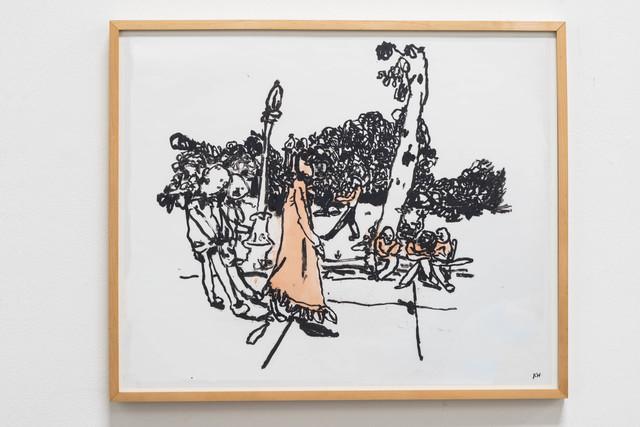 , 'New Dress,' 2014, Rosamund Felsen Gallery