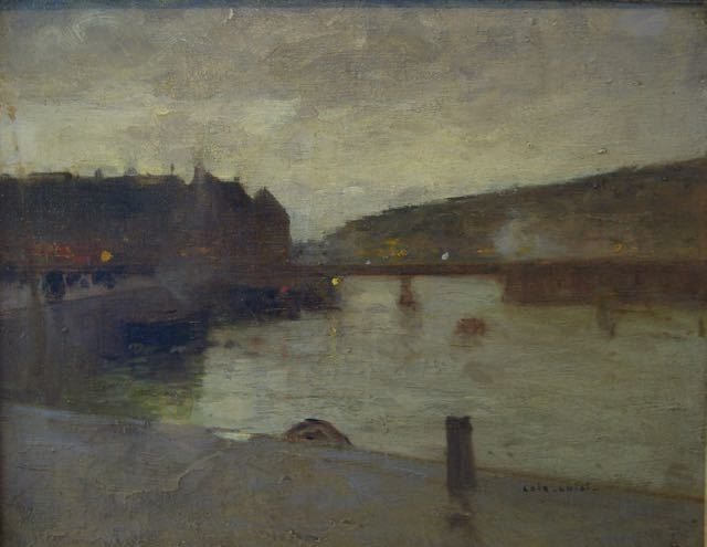 , 'Coin du Port ,' ca. 1900, Anderson Galleries