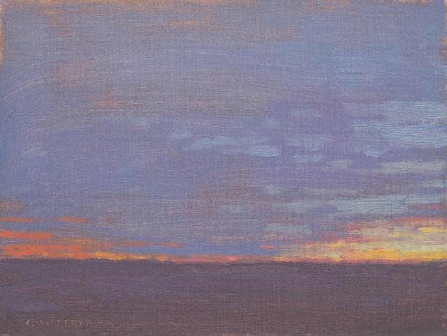 David Grossmann, 'Winter Solstice Dusk', 2019, Gallery 1261