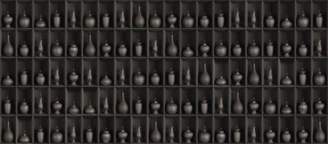Ruby Rumie, 'Halite Divino - Black Vessels', 2013, Nohra Haime Gallery