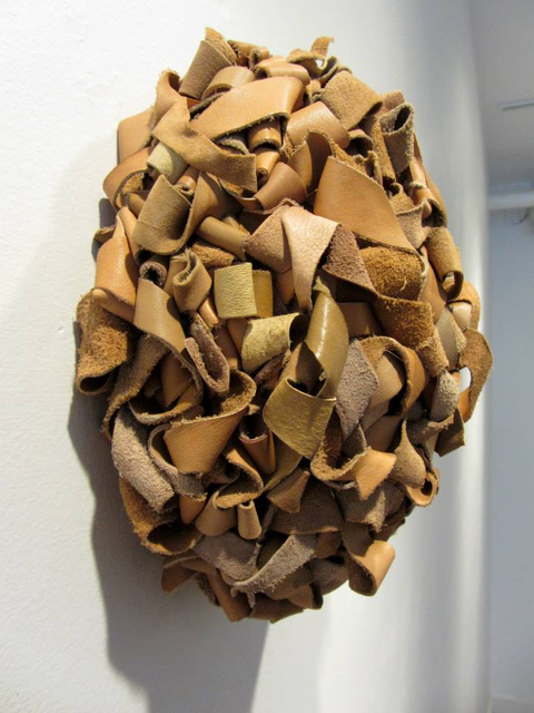 Natalie Dunham, 'Untitled [leather study]', 2014, STELLA RIPLEY