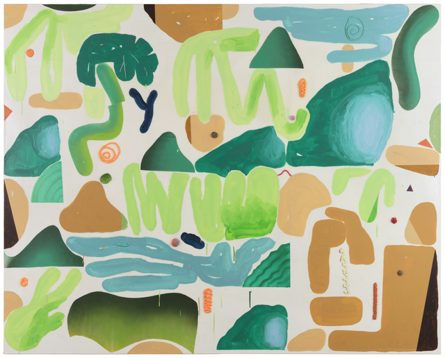 , 'Lost in the Jungle,' 2018, Galerie Forsblom