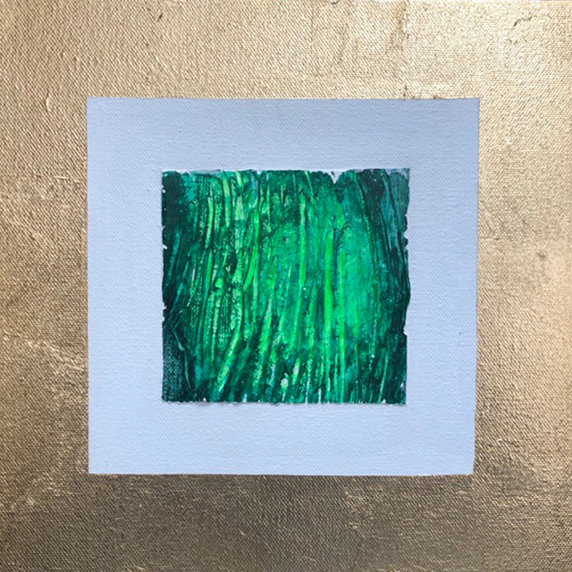 Koko Shimizu, 'My Infinite Possibilities #3 (Emerald)', 2019, Gallery 30 South