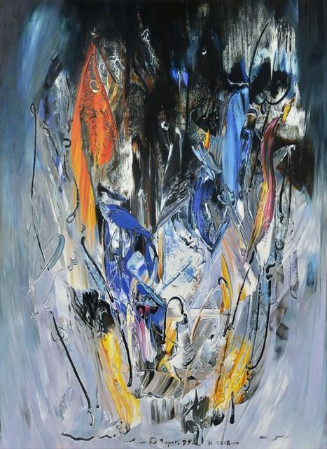 , 'Ilalang Hitam,' 2018, Mizuma Art Gallery