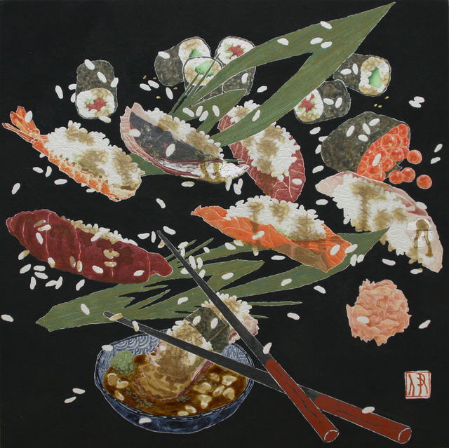 , 'Nigiri,' 2012, JanKossen Contemporary