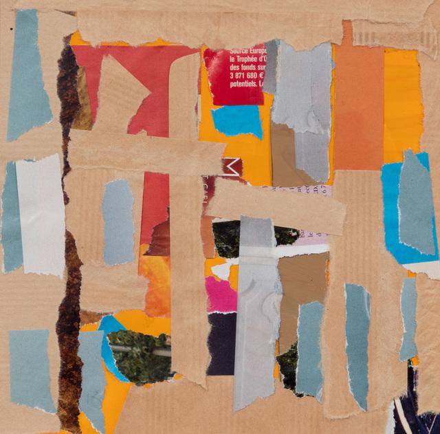 , 'Collage 161,' ca. 2012–14, Rosenberg & Co.