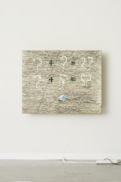 , 'Mieux Que Einstein,' 1990, Gallery Hyundai