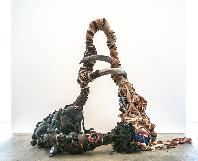 , 'Kubatana 1,' 2018, Kristin Hjellegjerde Gallery