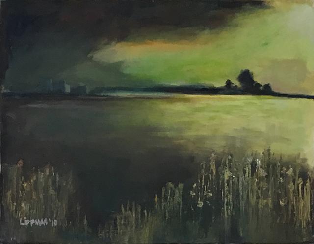 , 'Gathering Storm,' 2010, InLiquid