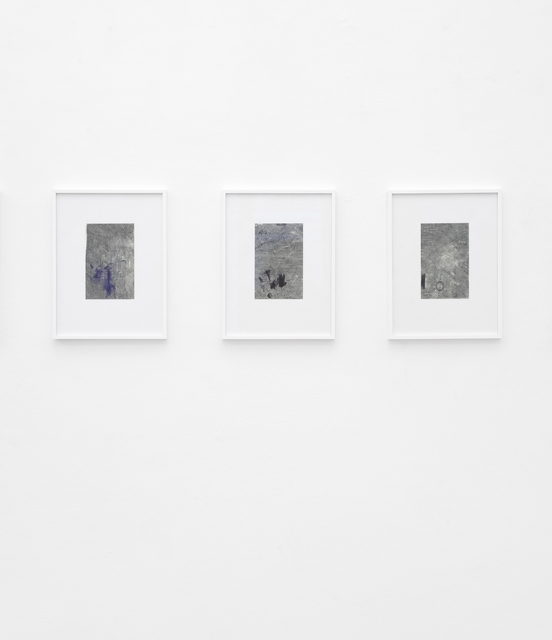 , 'From the series 30 pieces grey,' 2018, Whitehouse Gallery